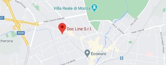 Doc Line Via Luciano Manara, 31, 20900 Monza MB, Italie
