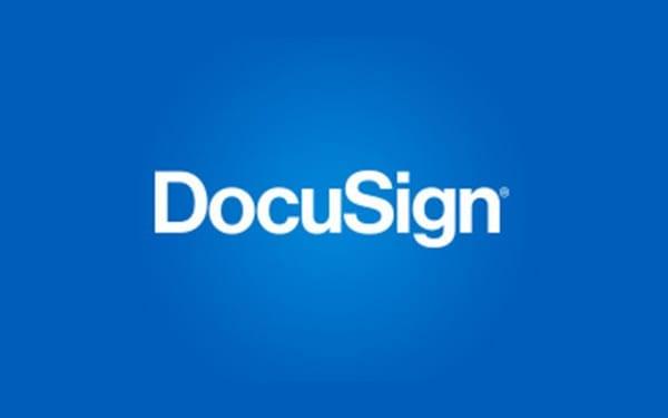 Etichetta Docusign